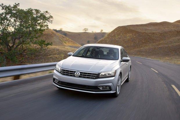 Amerykański VW Passat | Premiera w cieniu skandalu