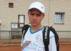 Bardzo udany początek sezonu letniego płockiego tenisisty