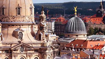 Niemcy: Drezno. Kościół Maryi Panny