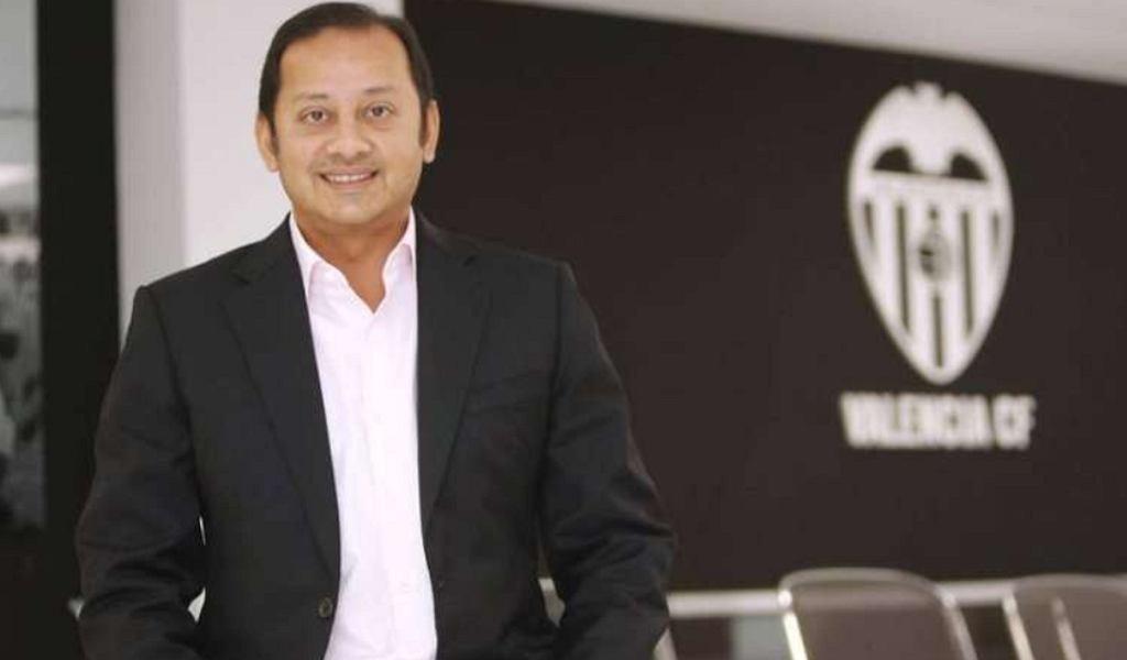 Anil Murthy, prezes Valencii