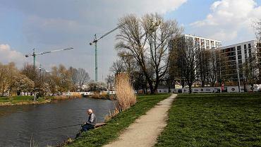 Tuż obok Jeziorka Gocławskiego powstaje osiedle budowane przez Dom Development