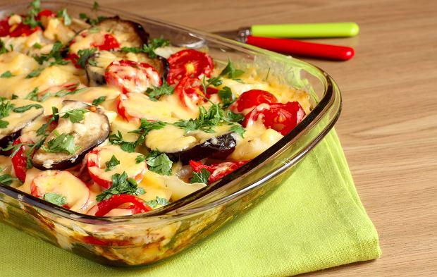 Zapiekanka z bakłażana - gdy potrzebny pomysł na kolację albo obiad [PRZEPIS]