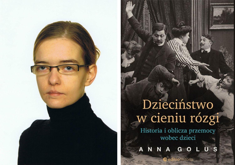 Książka Anny Golus ukazała się nakładem Wydawnictwa Editio (fot. archiwum prywatne / mat. prasowe)