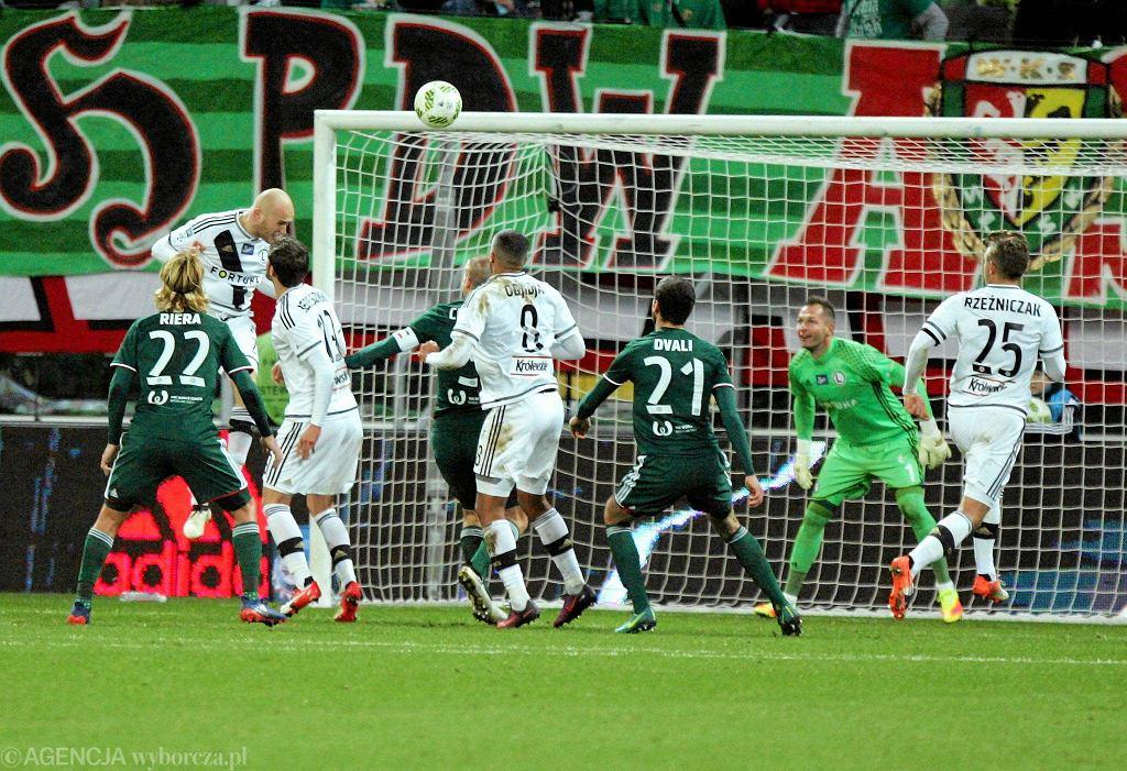 Mecz Śląsk - Legia