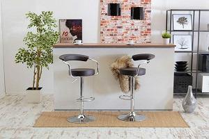 Hoker - modny stołek barowy