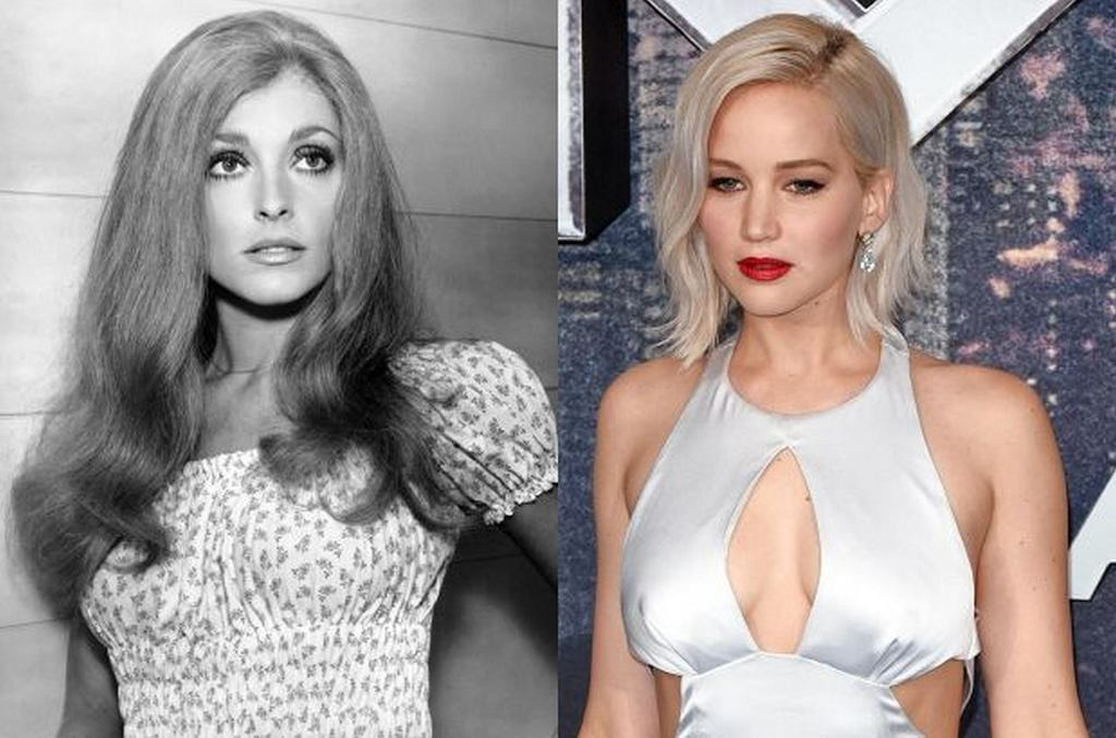 Sharon Tate, Jennifer Lawrence