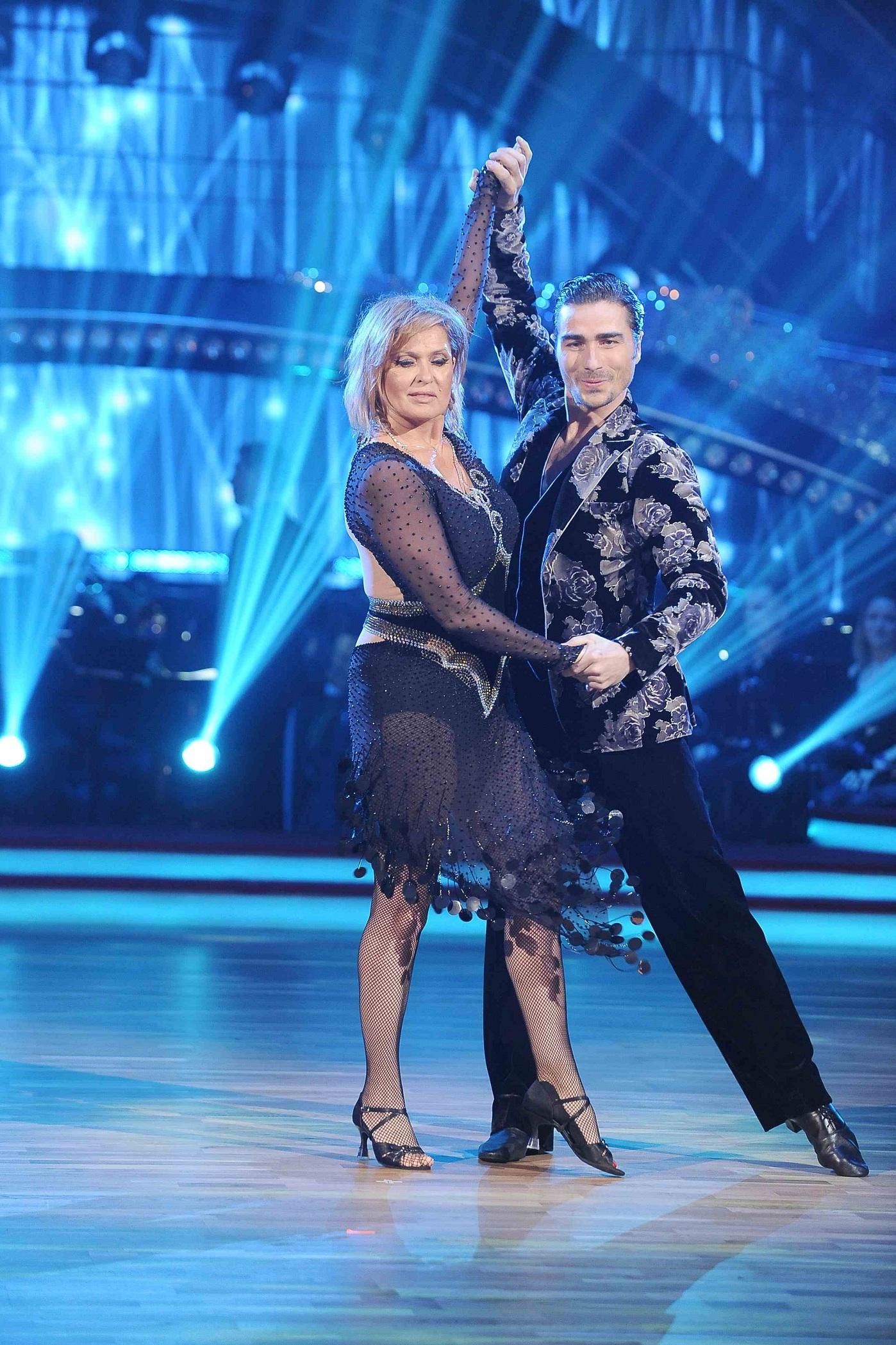 Ewa Kasprzyk i Jan Kliment (fot. Cezary Piwowarski / Polsat)