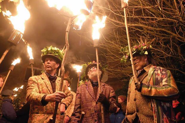 Święto cydru w hrabstwie Herefordshire