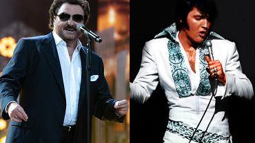 Krzysztof Krausek, Elvis Presley.