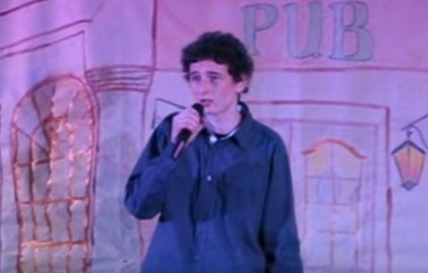 16-letni Dawid Podsiadło