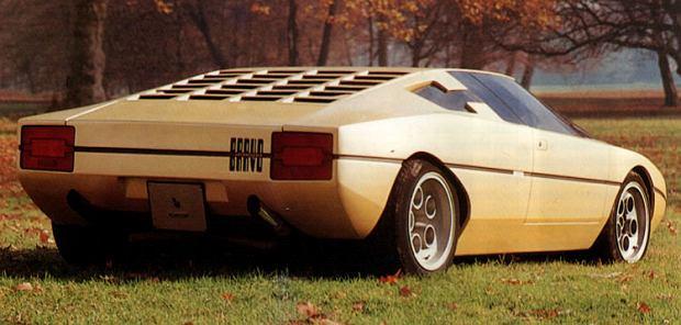 Lamborghini P 114 Bravo