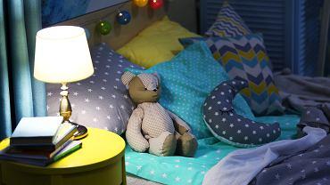 Lampka nocna dla dzieci - na jaki model warto postawić