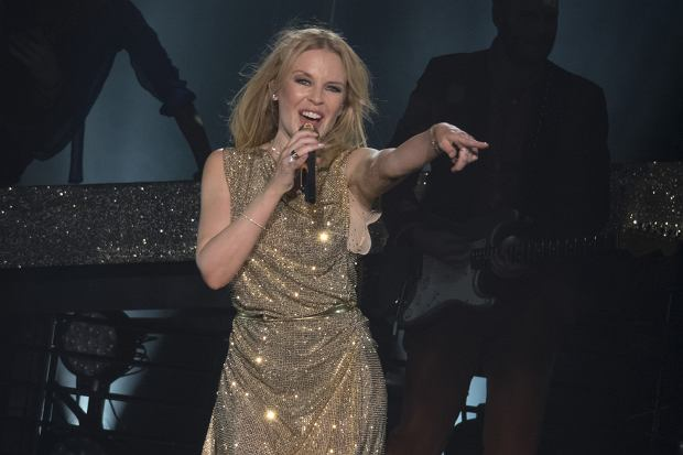 Trasa koncertowa Kylie Minogue