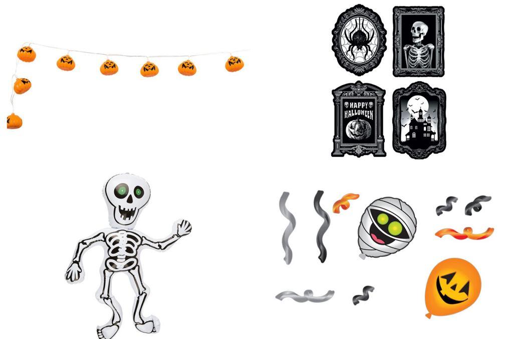 Halloween. Lidl proponuje klientom niedrogie dekoracje