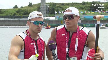 Wiktor Głazunow i Tomasz Barniak