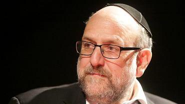 Michael Schudrich, naczelny rabin Polski
