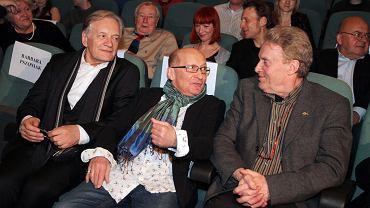 Andrzej Seweryn, Wojciech Pszoniak, Daniel Olbrychski