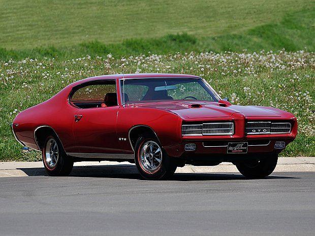 Produkcję GTO zakończono w 1974 roku.