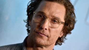 """Matthew McConaughey wyznał, że został zgwałcony. """"Byłem nieprzytomny, a on to zrobił na pace furgonetki"""""""