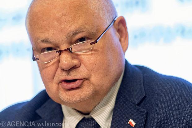 Adam Glapiński, prezes Narodowego Banku Polskiego, Przewodniczący Rady Polityki Pieniężnej