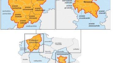 JAROSŁAW KACZYŃSKI W ROZMOWIE Z 'GŁOSEM KOSZALIŃSKIM': - Proponujemy uzupełnienie podziału kraju o dwa województwa, tam gdzie są do tego przesłanki. Na Pomorzu jest  360 kilometrów między Gdańskiem a Szczecinem. W środku mamy sferę peryferyjną i tu jest potrzebny silny ośrodek. A ten region ma ogromny potencjał, który trzeba uruchomić.