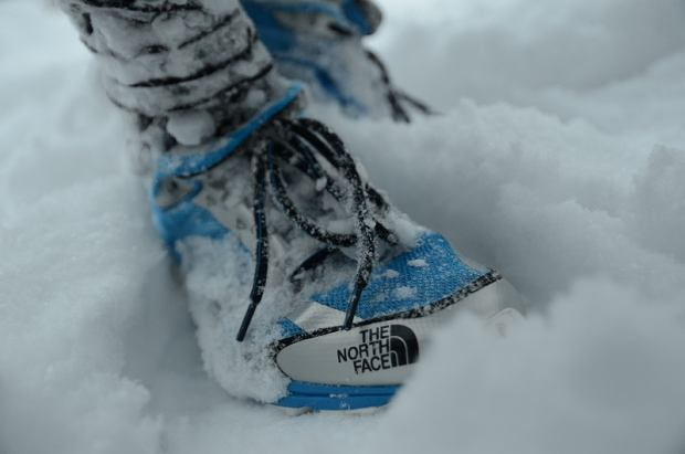 Buty do biegania w terenie - The North Face Single-Track Hayasa