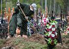 Kto zyskał na pandemii? Wbrew pozorom nie branża pogrzebowa
