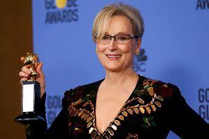 Meryl Streep dostała Złoty Glob. Wykorzystała okazję, żeby wbić szpilę Trumpowi