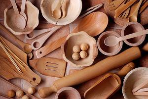 Akcesoria kuchenne z drewna- szturmem podbijają nasze kuchnie