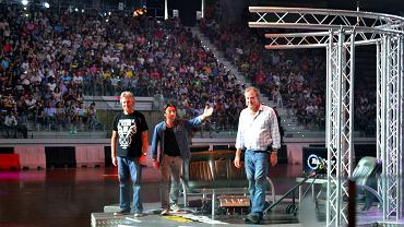 Top Gear Live w 2014 r. we Włoszech