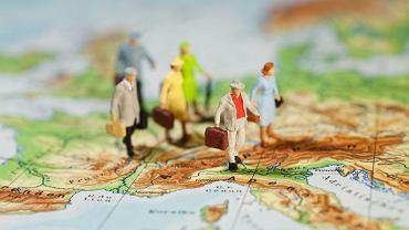 Turyści / fot. Shutterstock