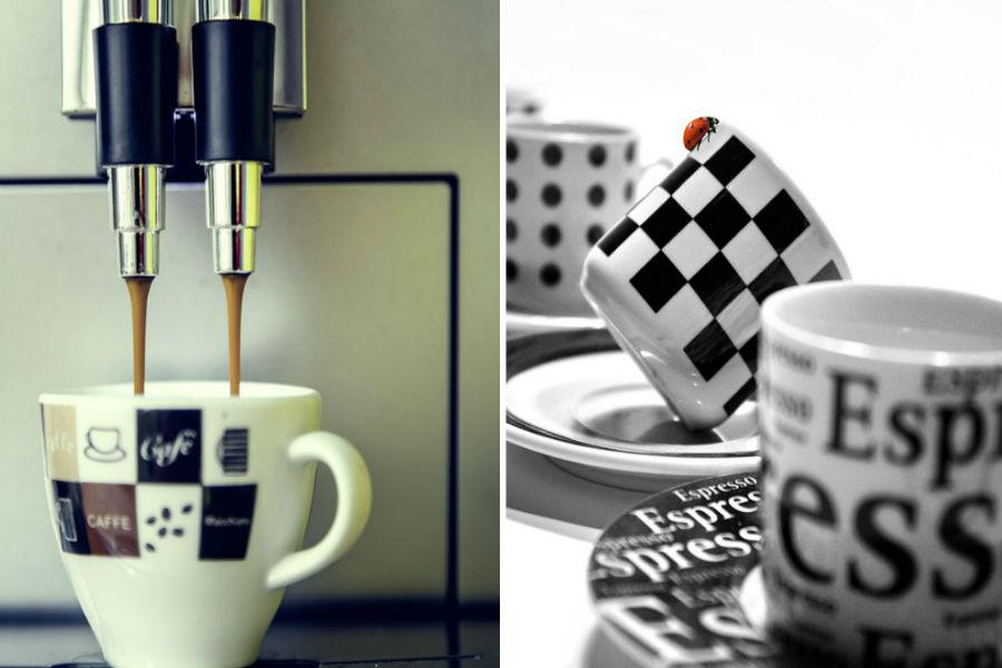 Akcesoria do parzenia kawy