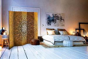 Parawaning domowy - designerskie, ładne i mobilne