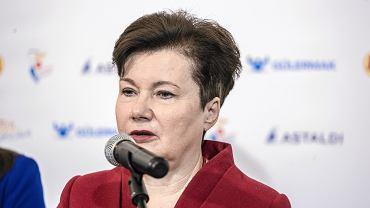 Hanna Gronkiewicz-Waltz została objęta ochroną policyjną