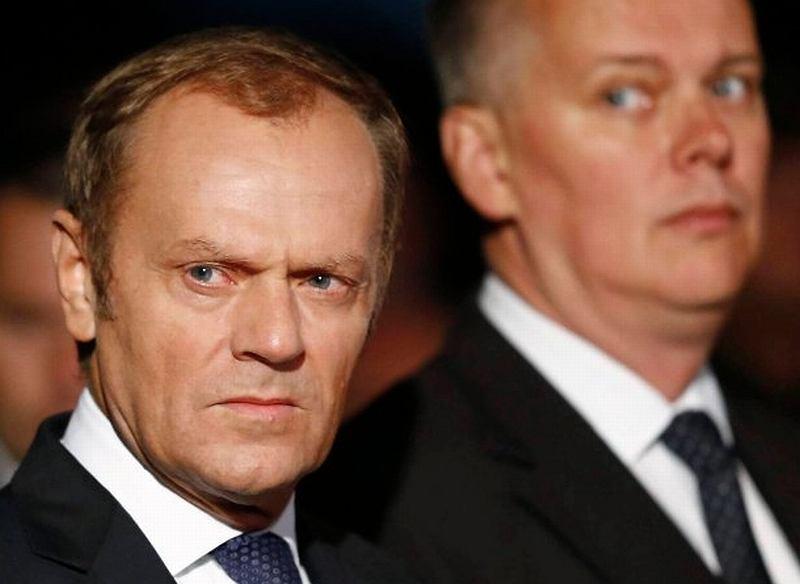 Donald Tusk i Tomasz Siemoniak