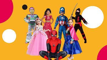 10 najpopularniejszych bajkowych strojów dla dziecka