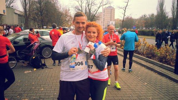 Ilona i Sebastian będą relacjonować dla Was 3. PKO Nocny Wrocław Półmaraton