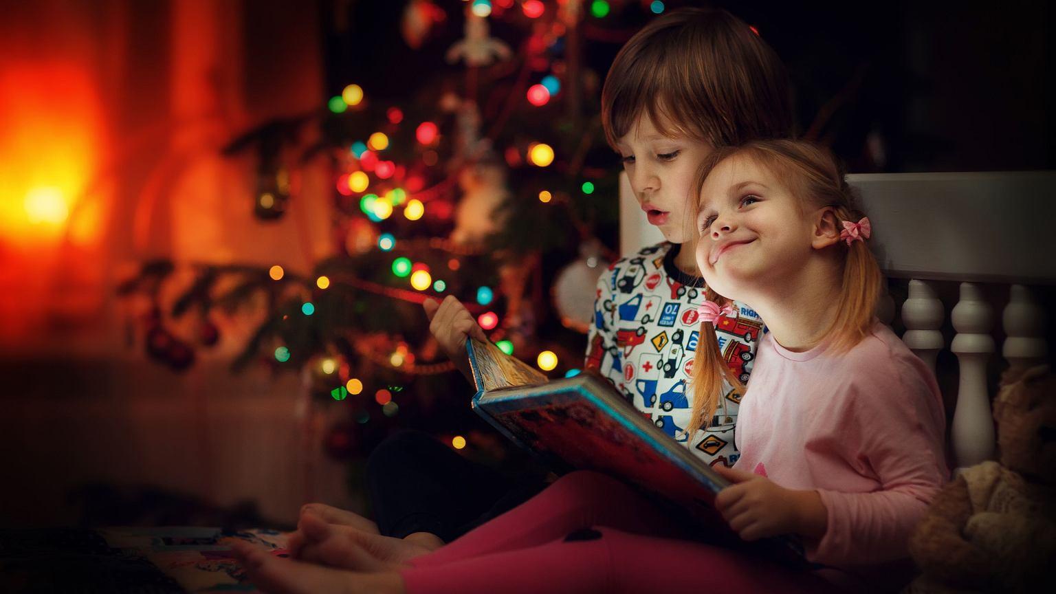 Opowiadanie O Choince Dla Dzieci Czyli Jak Przybliżyć