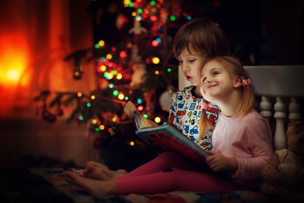 Opowiadanie o choince dla dzieci to coś, co warto przeczytać przed Świętami