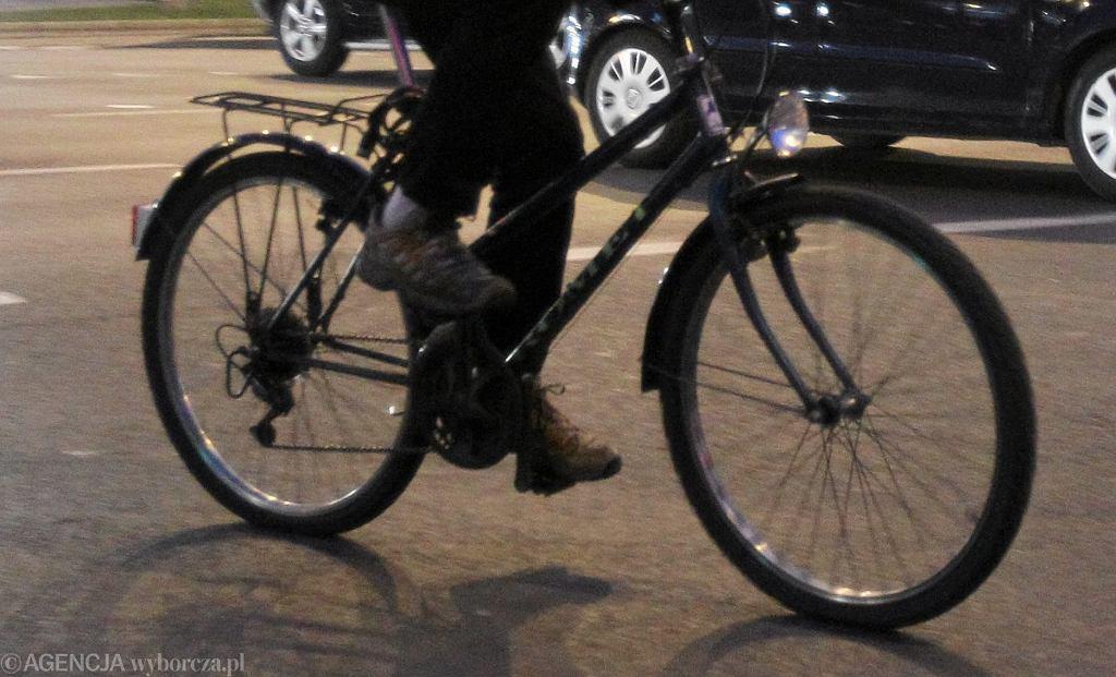 Rower, zdj. ilustracyjne