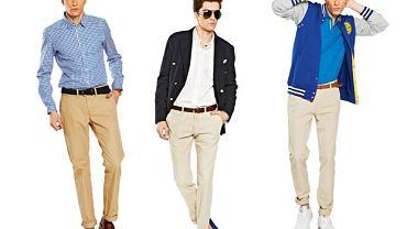 Idealne spodnie na lato: chinosy
