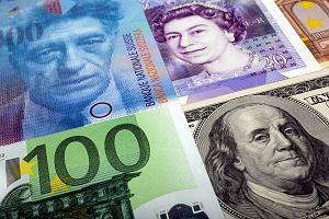 Nowa ustawa frankowa łagodniejsza. Akcje banków ostro w górę, kurs franka poniżej 4 zł