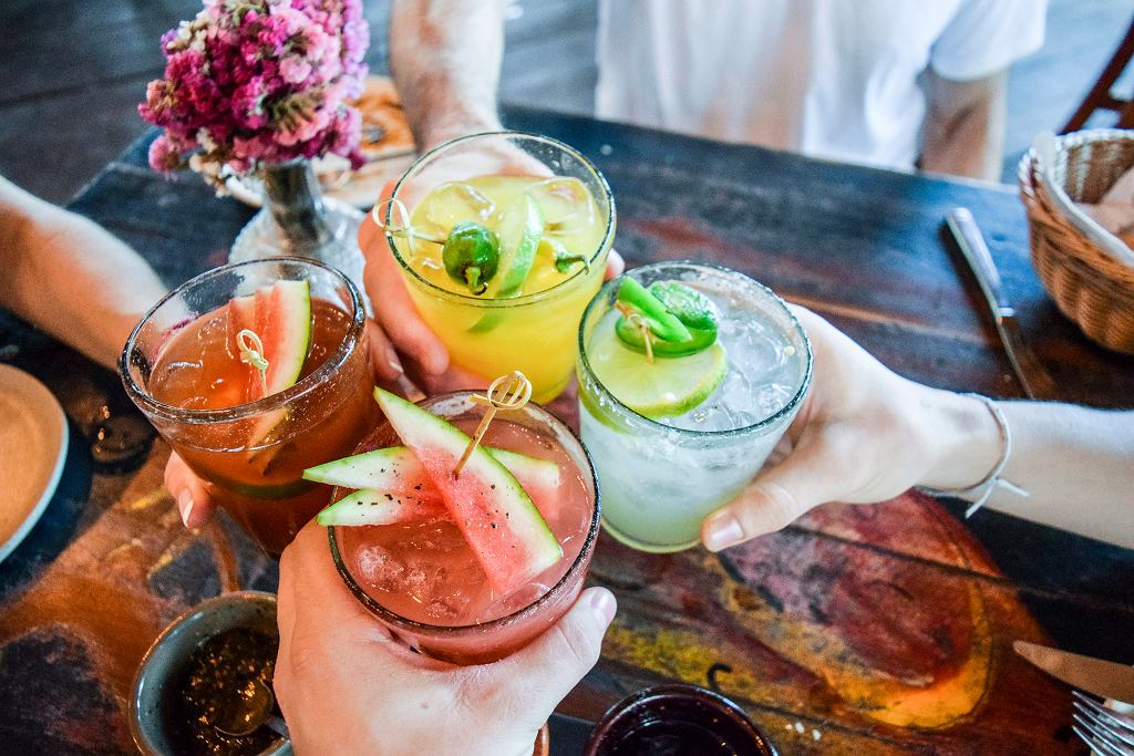 Drinki bezalkoholowe