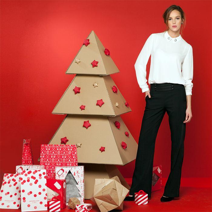 Camaieu - świąteczna kolekcja francuskiej marki