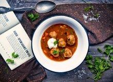 Rumuńska zupa na zakwasie - ugotuj