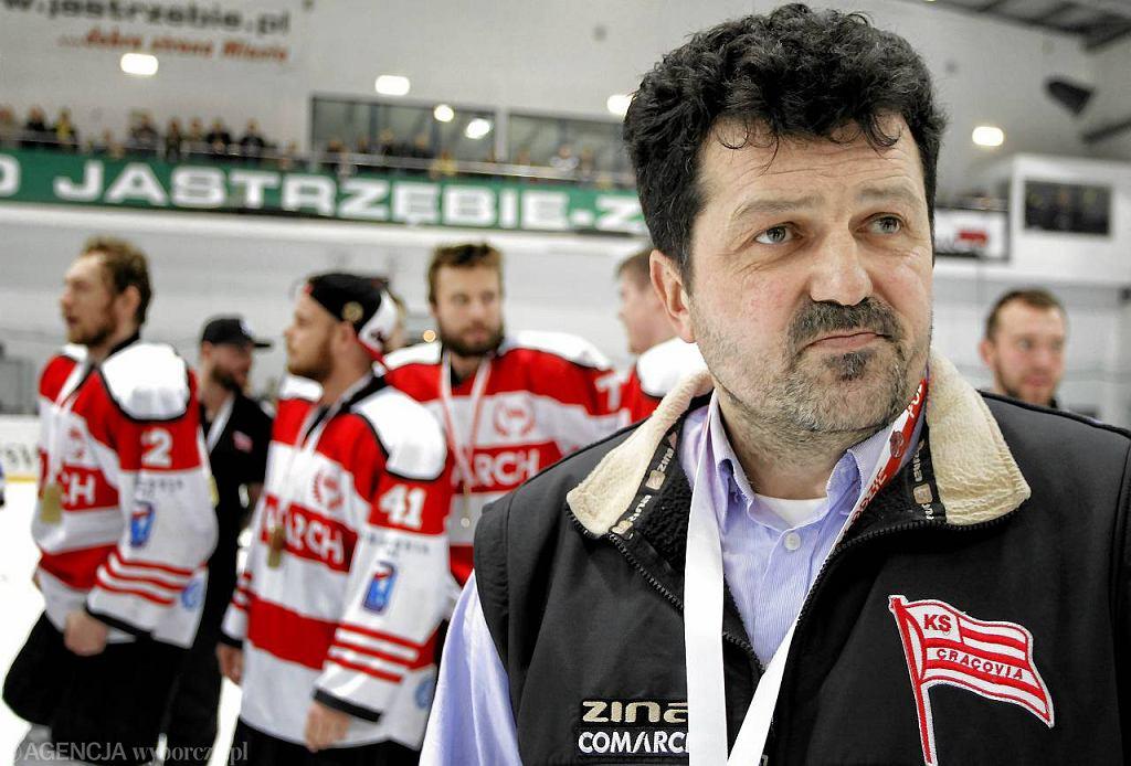 Trener Rudolf Rohaczek