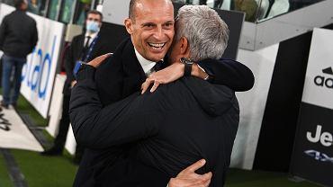 Mourinho po porażce z Juventusem: Drużyna, która zasłużyła na zwycięstwo, przegrała