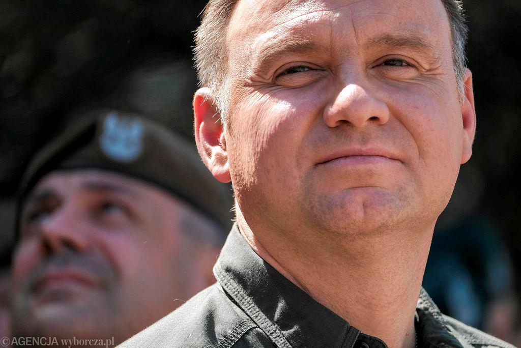 Prezydent Andrzej Duda przyznał nagrody