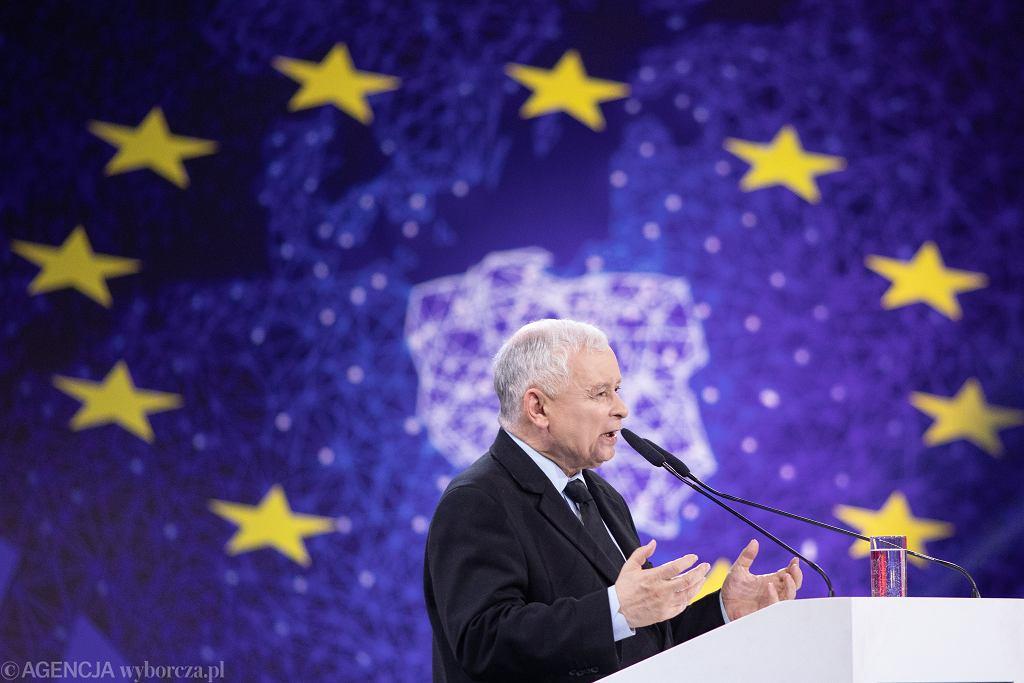 Konwencja Prawa i Sprawiedliwosci Nowa Arena Programowa ' w Warszawie
