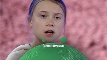 Greta Thunberg.